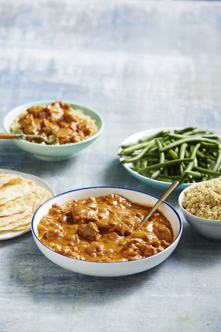 Butter Chicken is one of the meals to look forward to on the 8-Week Program! Quit sugar with us, join now: http://bit.ly/1eKThFT.
