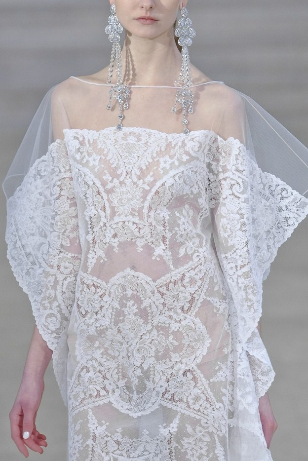 Despite being a major proponent of, you know... clothing as a prerequisite for classiness, I couldn't pass up this stunning lace number, despite it's lack of coverage.