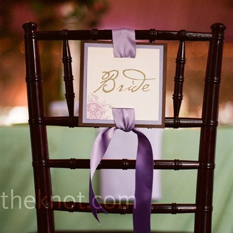 bride seat Im going to do this :)
