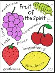 Fruit of the Spirit Crafts and   Activities For Sunday School