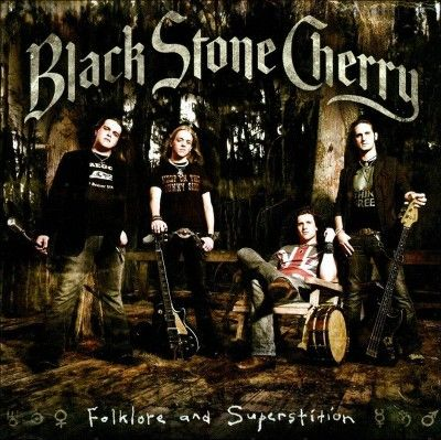 Black Stone Cherry - Folklore and Superstition (CD)