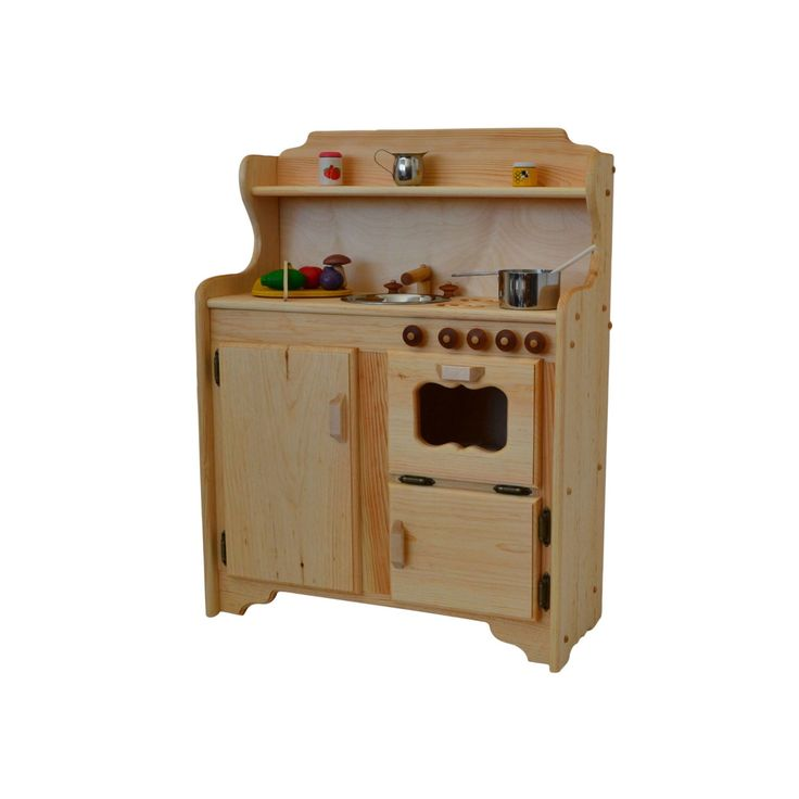 17 Best Ideas About Wooden Toy Kitchen On Pinterest Play Kitchen Wood Kids Wooden Play