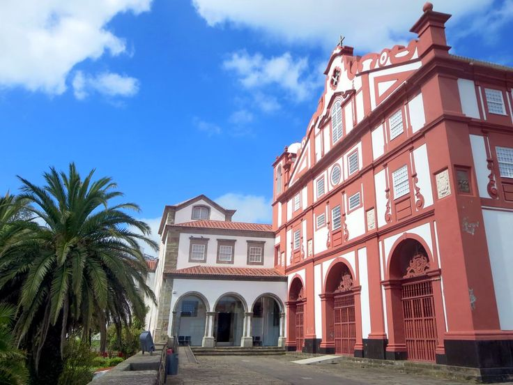 The museum in Angra do Heroismo, Terceira, is housed in the former Convento de Sao Francisco. It's easily the largest and finest museum in the Azores.