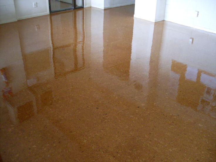 Even Particle Board / Chip Board Floors Can Be Made Nice With Stain And  Polyu.