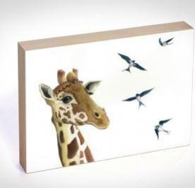 Maggie Hurley Madame Giraffe