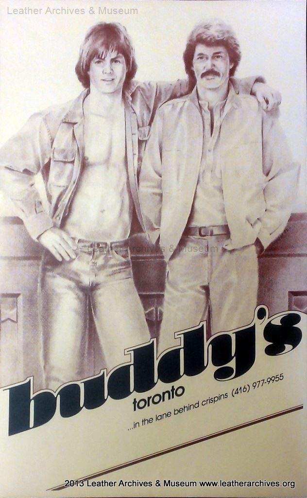 Buddy's Bar Toronto Canada