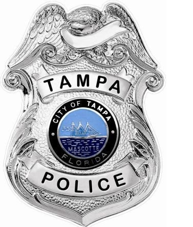 Badge of Honor Tampa Police
