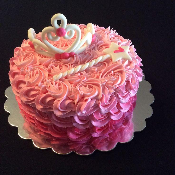 Cupcake Cake Tiara