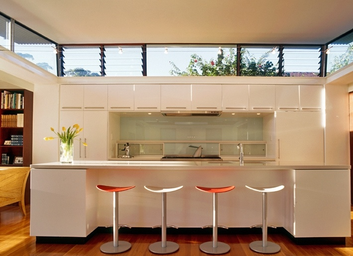 CplusC - Sydney Architects and Builders. Bexley Residence. View toward Kitchen. #sydney #architect #kitchens