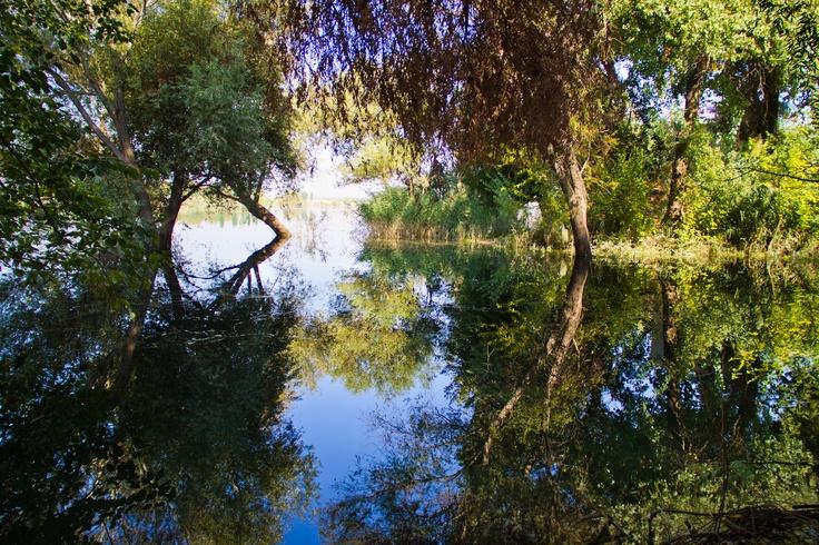 Reflections in Goreme, TURKEY