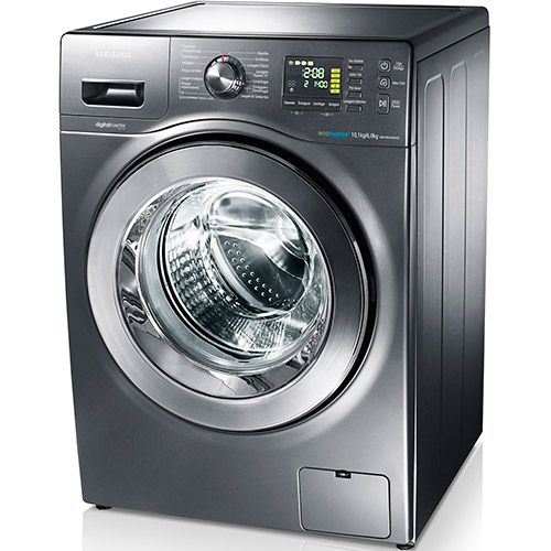Lavadora e Secadora Samsung Siene WD106 10Kg Inox