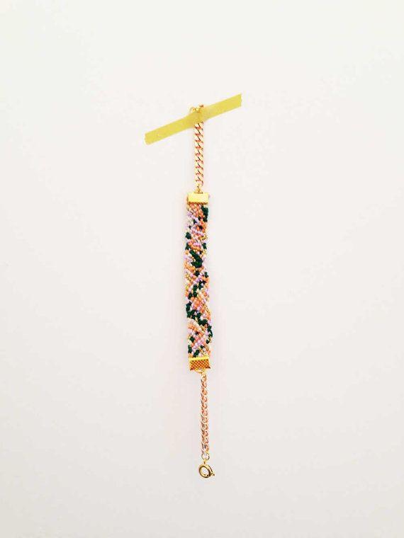 Confetti friendship bracelet