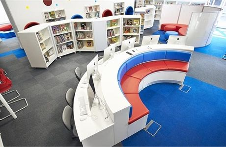 School Libraries | Sectors | FG Library