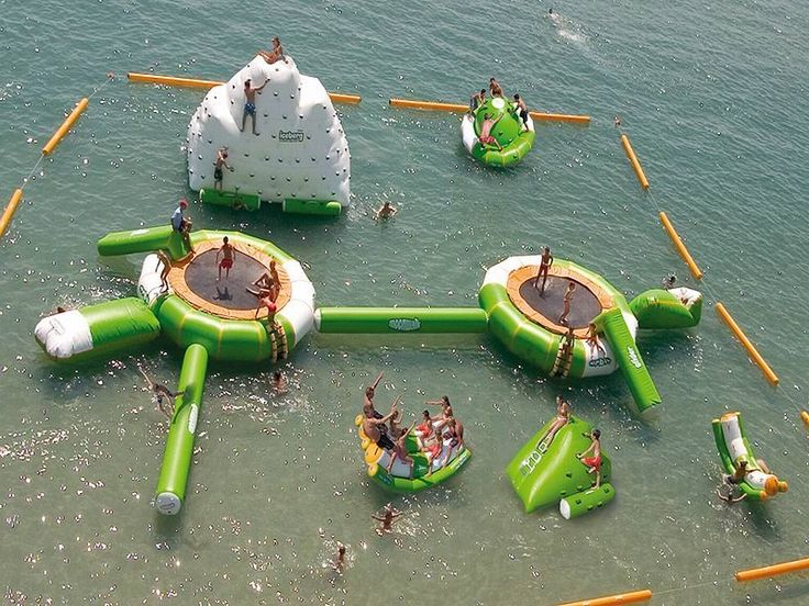 Buy cheap and high-quality Aviva Aqua Park. On this product details page, you can find best and discount Inflatable Water Game for sale in 365inflatable.com.au