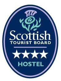 Awarded 4 stars from the Scottish Tourist Board