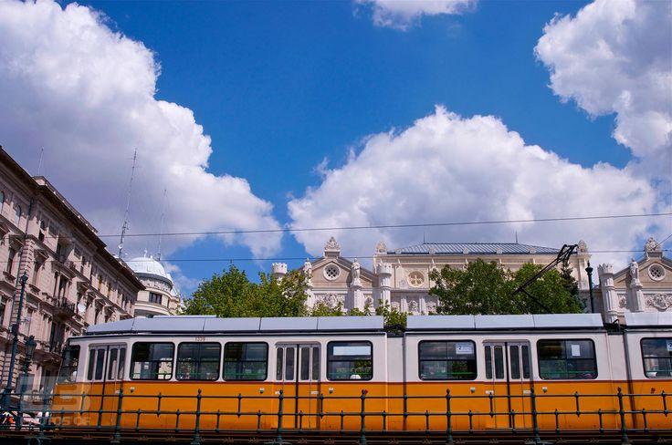 Budapest Tram photo   23 Photos Of Budapest
