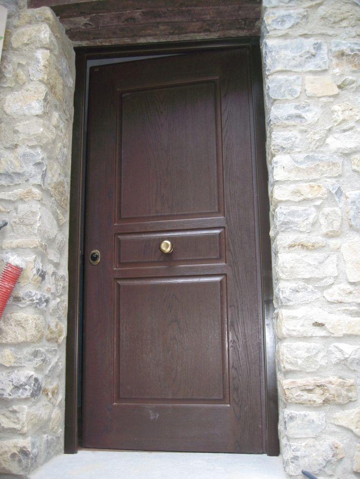oltre 25 fantastiche idee su porta di sicurezza su pinterest - Porte In Legno Di Design Di Alta Sicurezza