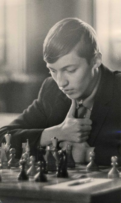 Karpov | 1970s ~ Chess was his life ~  the youngest Soviet National Master in history at fifteen in 1966; this tied the record established by Boris Spassky in 1952.