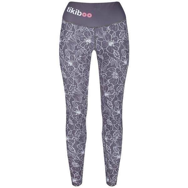 e2fe0f4f1b630 Delicate Bloom Leggings in 2019   Tikiboo   Tight leggings, Leggings ...