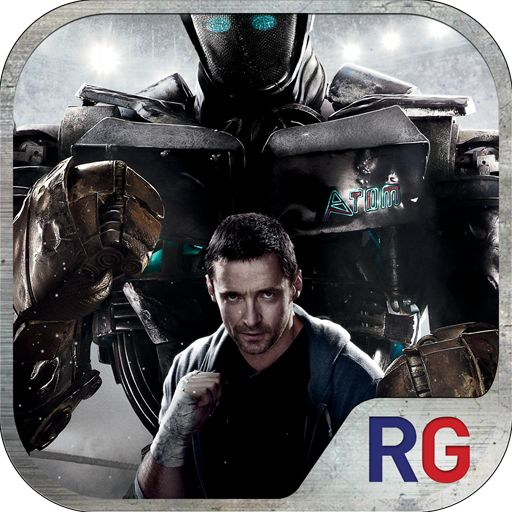 Real Steel HD is a robot fighting game that is a tie in with the film starring Hugh Jackman.