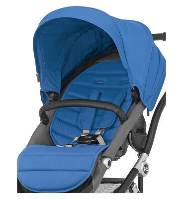 Britax Affinity Chassis Colour Pack - Sky Blue 180 Advantage card points. Britax Affinity Colour Pack lets you add a touch of individuality to your Affinity pushchair with a choice of designs. FREE Delivery on orders over 45 GBP. (Barcode EAN=4000 http://www.MightGet.com/april-2017-1/britax-affinity-chassis-colour-pack--sky-blue.asp