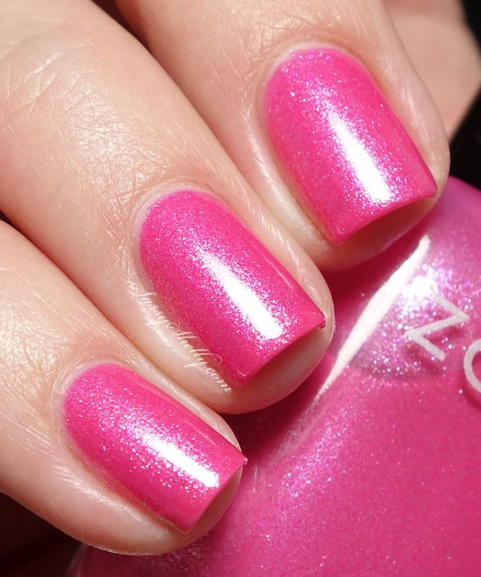Zoya Azalea - Spring 2016 Petals Collection swatch and review | Sassy Shelly