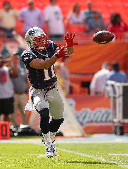 Julian Edelman Photos - Denver Broncos v New England Patriots - Zimbio