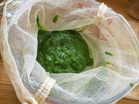 Helhetlig Liv: Grønn juice uten juicemaskin