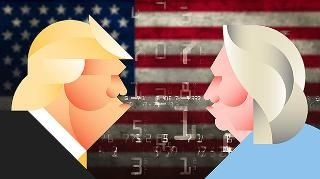 US presidential election 2016: the key data