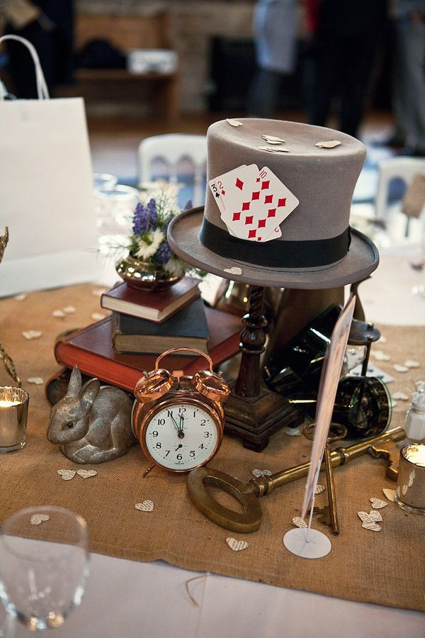 Mad Hatter Styling