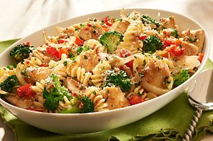 Delight your family with this vibrant meal that takes just 25 minutes to prepare from start to finish.