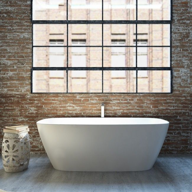 Contura 1700 Freestanding Bath https://www.youplumbing.com.au/bathroom/baths/free-standing/contura-1700-freestanding-bath.html #Homeproducts #Onlineshop #Youplumbing #Australia #Onlineplumbingsupplies