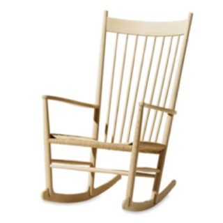 Hans Wegner rocker chair