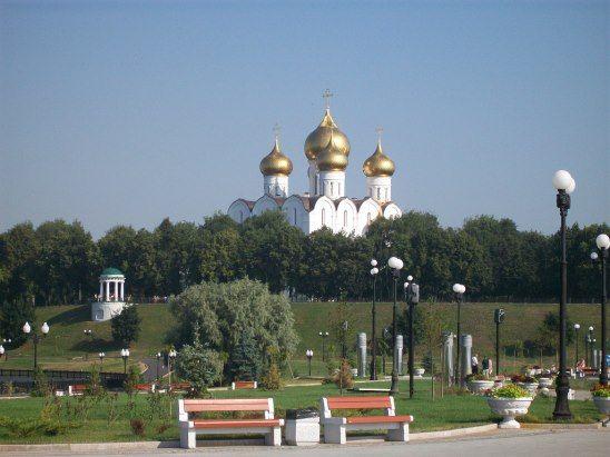 Yaroslavl - beautiful city