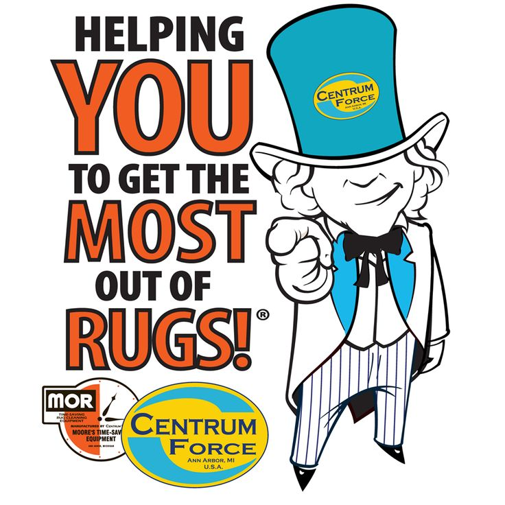 We Want To Show You What Centrum Force Can Do For Your Rug Cleaning Business