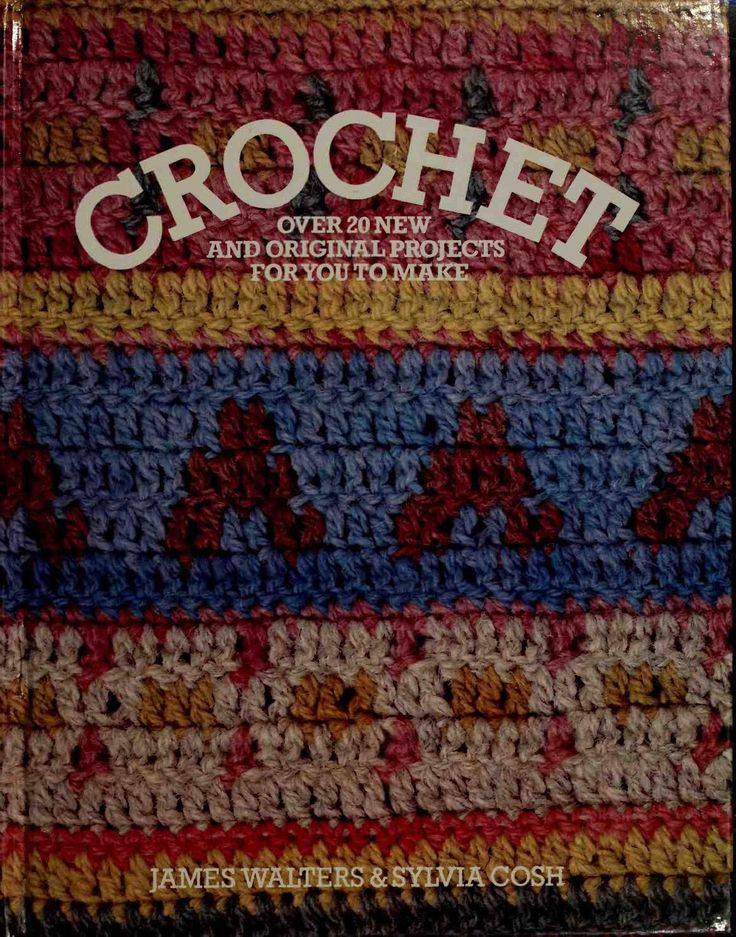 what is the best book to learn how to crochet - YouTube