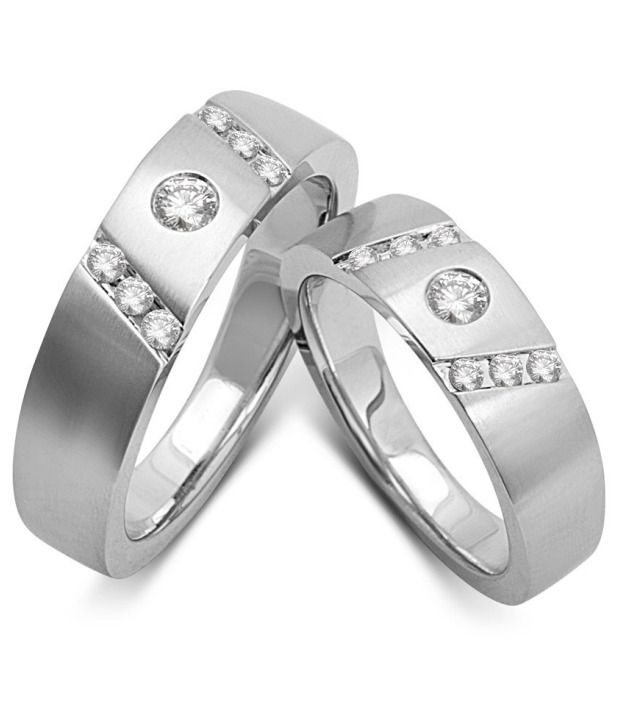 #Blythe #Diamond #CoupleBand Made in Real Diamond and 18 kt yellow & white gold.Customize as per your Style and budget.Get Exact Diamond Quality and weight.