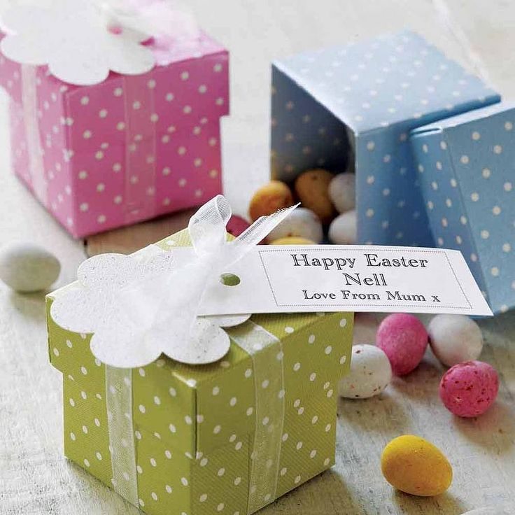 48 best easter egg gift boxes and egg box crafts images on personalised easter egg chocolate box negle Gallery