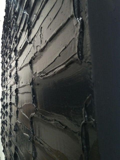 PIERRE SOULAGES http://www.widewalls.ch/artist/pierre-soulages/ #PierreSoulages #abstractexpressionism #sculpture