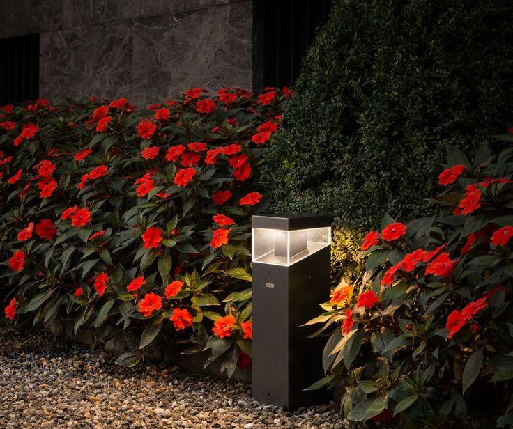 Looking for a nice #outdoor light ?  #Tetragono ► http://bit.ly/TETRAGONO #design Ernesto Gismondi © Federico Villa Fotografo