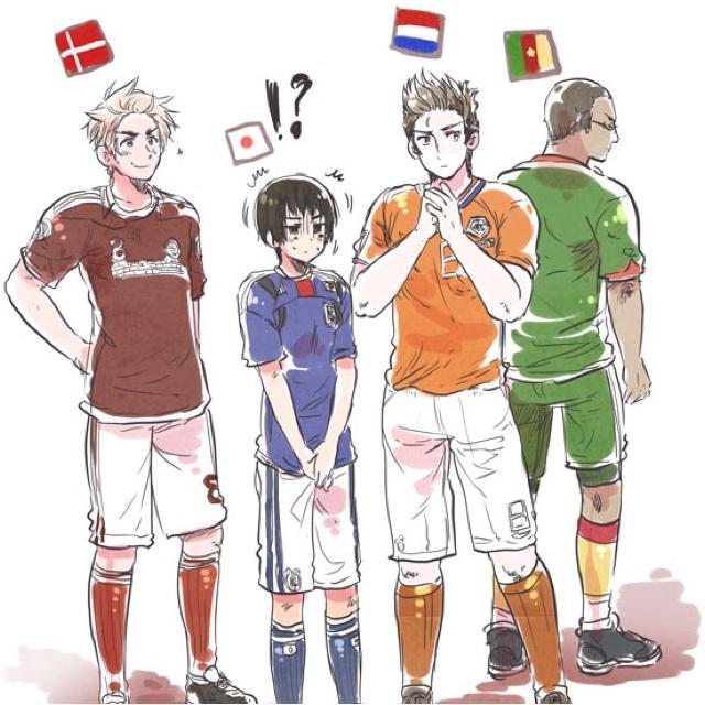 FIFA in Hetalia
