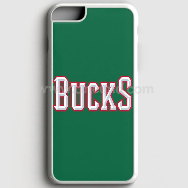 Nba Dc Bucks Logo Head iPhone 7 Plus Case | Aneend.com
