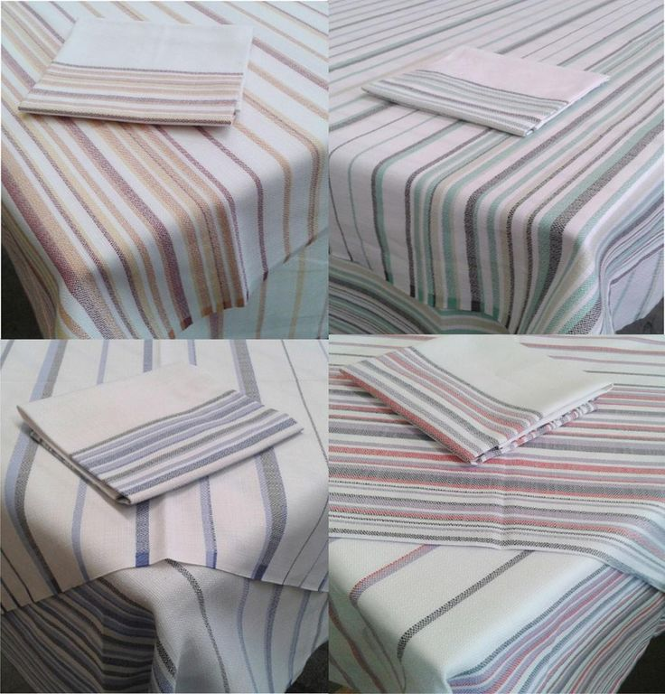 #tablecloths can really be #hip and #modern