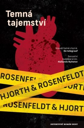 Hjorth & Rosenfeldt - Temná tajemství
