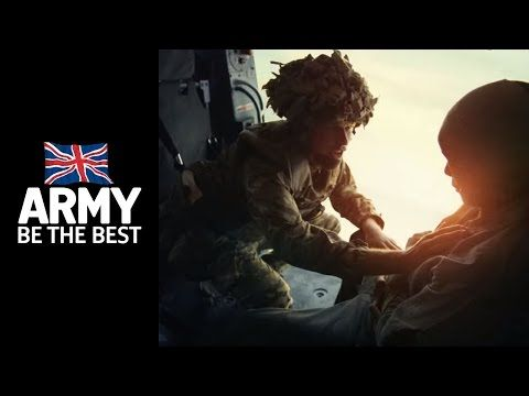 British Army Recruitment TV Ad 2014 - Army Life - Army Jobs - YouTube