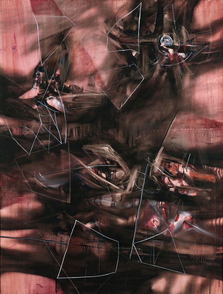Matta L'Année 1944 1942 127 x 97 cm oil on canvas
