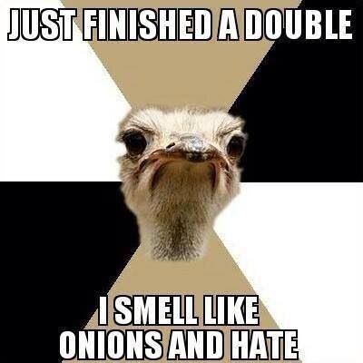 Onions and hate... Server life. They forgot french fries and/or ranch dressing…