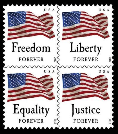 """Happy 4th of July, America!  #independenceday  Try Wilton's Stamp Collecting Service: Collectible U.S. (and/or worldwide) stamps sent to your home """"On Approval"""".  Examine from the comfort of home for 14 days.  Postage paid by us both ways.  Sign up today at wiltonstamp.com"""