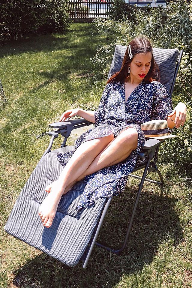 Lafuma Becomfort Relaxliege Sonne Entspannung Bienen Retten Auch Anastasiacsaluci Entspannt Sich Mit Dieser Lie Gartenmobel Mobel Shop Relaxliege