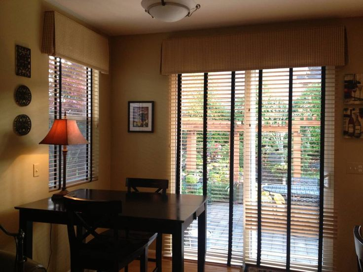 1000 ideas about sliding door treatment on pinterest sliding door curtains roman blinds and. Black Bedroom Furniture Sets. Home Design Ideas